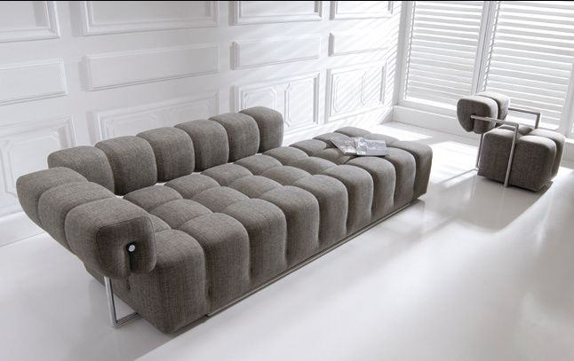 Sofa Boxx in classic interior.