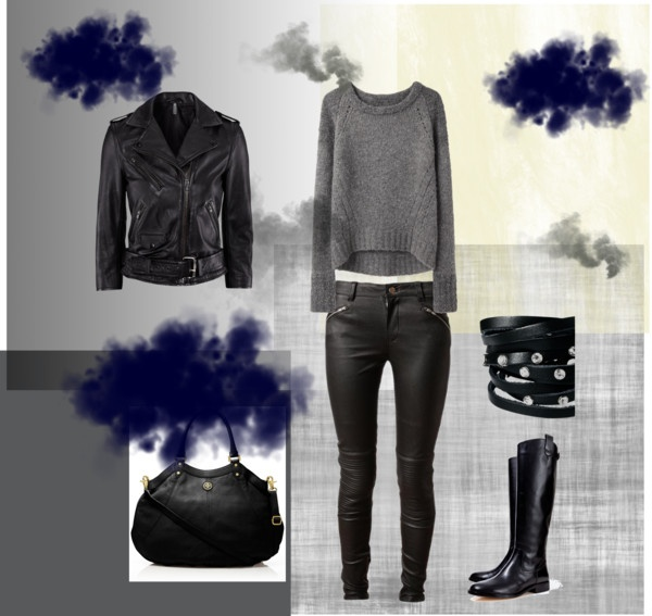 """Cloud tears"" by raluknaluk on Polyvore"