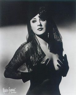 Gypsy Rose Lee - Born: 9-Feb-1911  Birthplace: Seattle, WA  Died: 26-Apr-1970  Location of death: Los Angeles, CA  Cause of death: Cancer - Lung