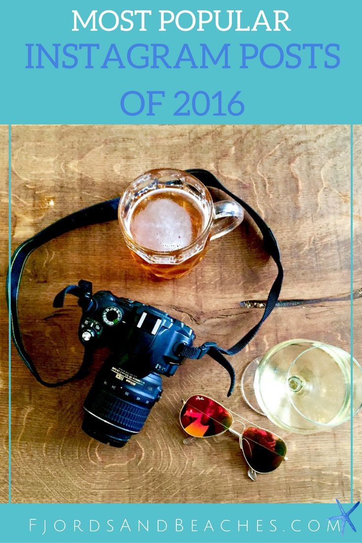 15 Most Popular Instagram Photos from 2016