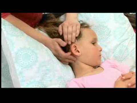 Massage for ear infection and earache - Practical Mama