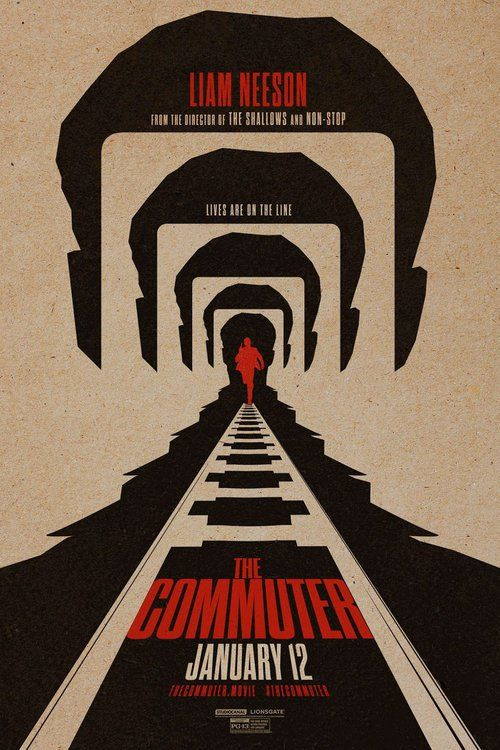 Watch The Commuter 2018 Full Movie Online Free