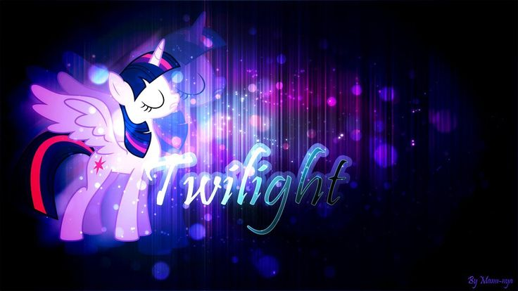 Twilight Sparkle Wallpaper by Manu-nya.deviantart.com on @DeviantArt