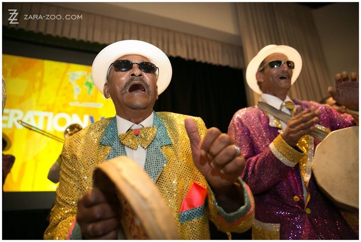 Kaapse Klopse in action, Cape Town entertainers. ZaraZoo Photography