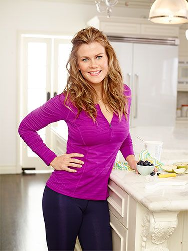 How does Alison Sweeney stay full and keep her metabolism revved? Eat for All-Day Energy