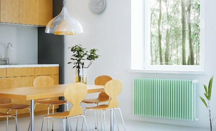 Heizkörperstreichen für mehr Farbe in den Räumen