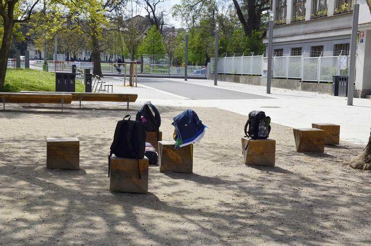 U Vrsovickeho nadrazi Park