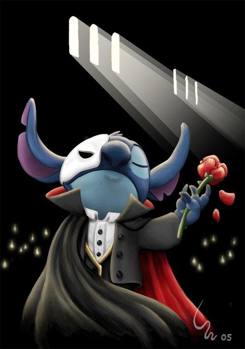 Phantom of the Opera.
