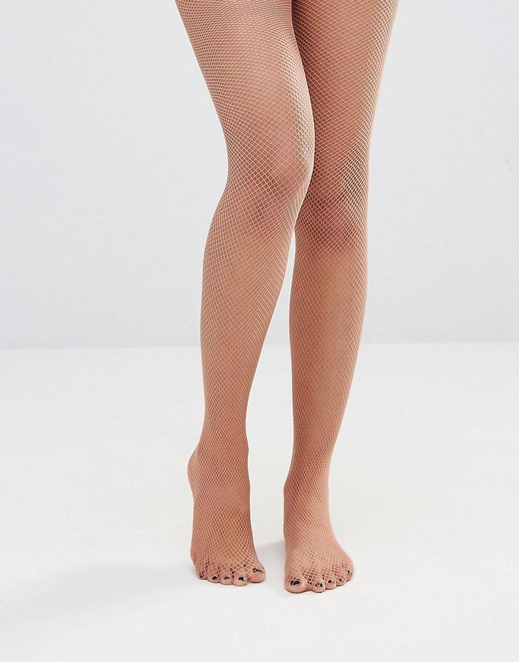 ASOS+Nude+Fishnet+Tights