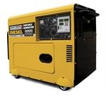 Diesel generators provide an excellent solution for heavy duty use. Like any diesel engine, these diesel generators will be higher priced than the gas equivalent. But engine life and performance is higher. Our diesel generators are portable, and come in either an open-frame diesel generator, or an enclosed quieter diesel generator.