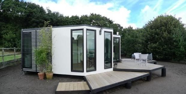 Hive Haus: The future of housing? Wigan builder creates innovative alternative to high cost homes | Mancunian Matters