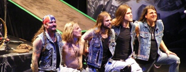 """Iced Earth offer their latest live recording with DVD, entitled """"Live in Ancient Kourion""""."""