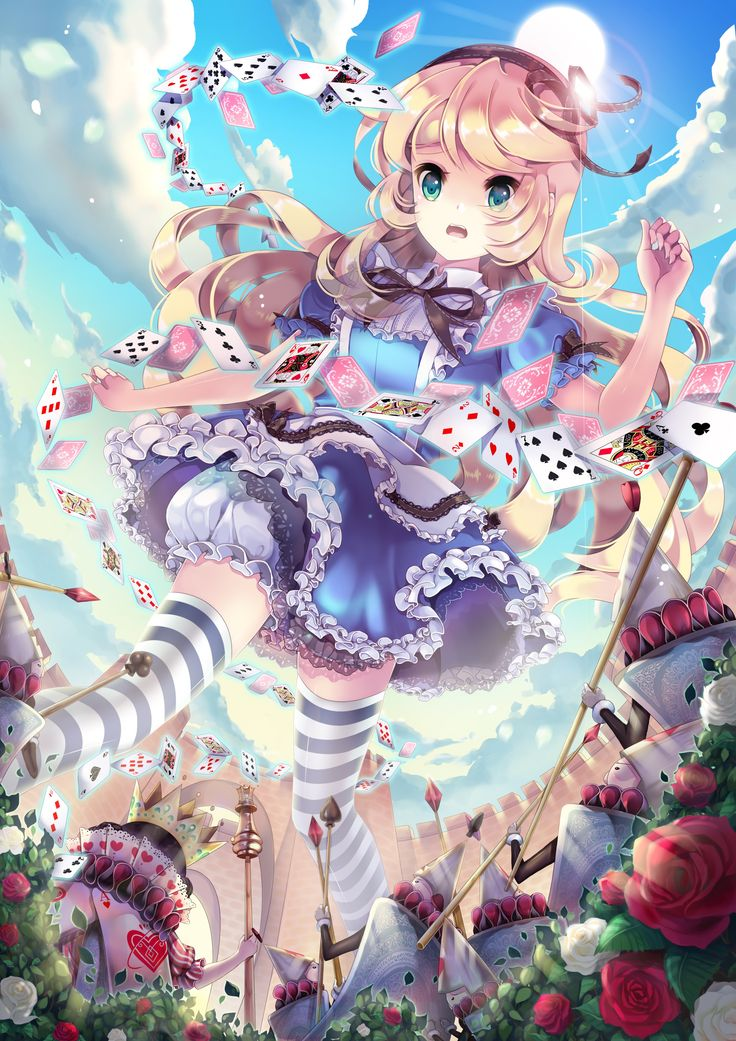 Alice (Alice in Wonderland)