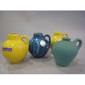 Scheurich Fat Lava Minature vases