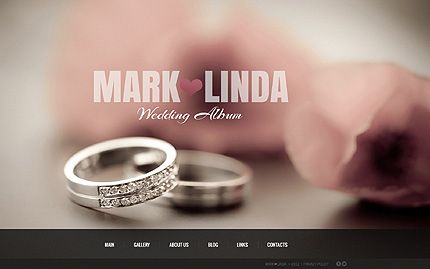 Mark Linda WordPress Themes by Delta