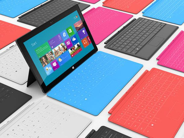 Microsoft: Surface beats the iPad in display quality  A Microsoft engineer tries to explain why he believes the display found on the Surface RT tablet is superior to that of the iPad even with a lower resolution.