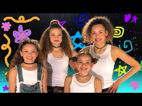 Gwen Stefani - Hollaback Girl (Haschak Sisters) - YouTube