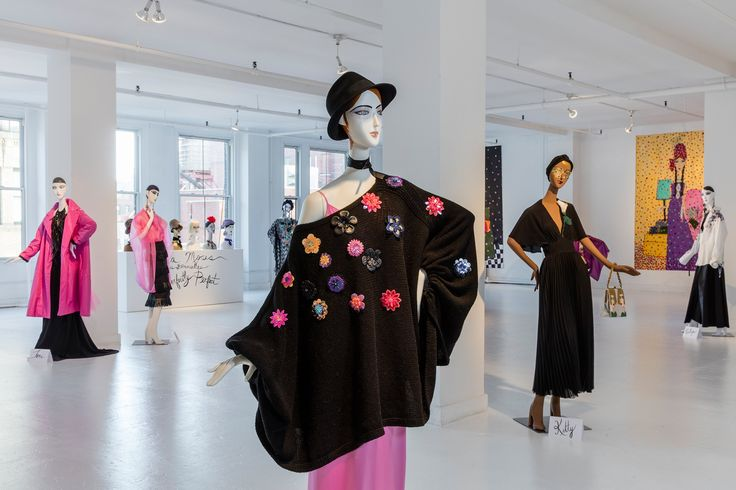 """RALPH PUCCI MANNEQUINS, New York, """"Imperfectly perfect & Art of the Mannequin"""", by Rebecca Moses, pinned by Ton van derr Veer"""