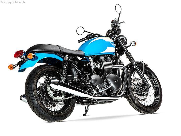 2015 Triumph Bonneville Special Editions - Motorcycle Reviews - Motorcycle Sport Forum