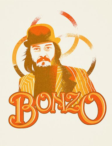 "John ""Bonzo"" Bonham.   #LedZeppelin"