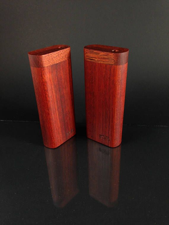 Futo Bloodwood Dugout   Smoking Box  Made in Canada