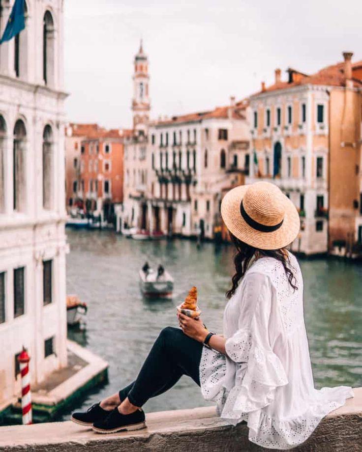 Die schönsten 25+ Venedig Fotospots / Instagram Spots