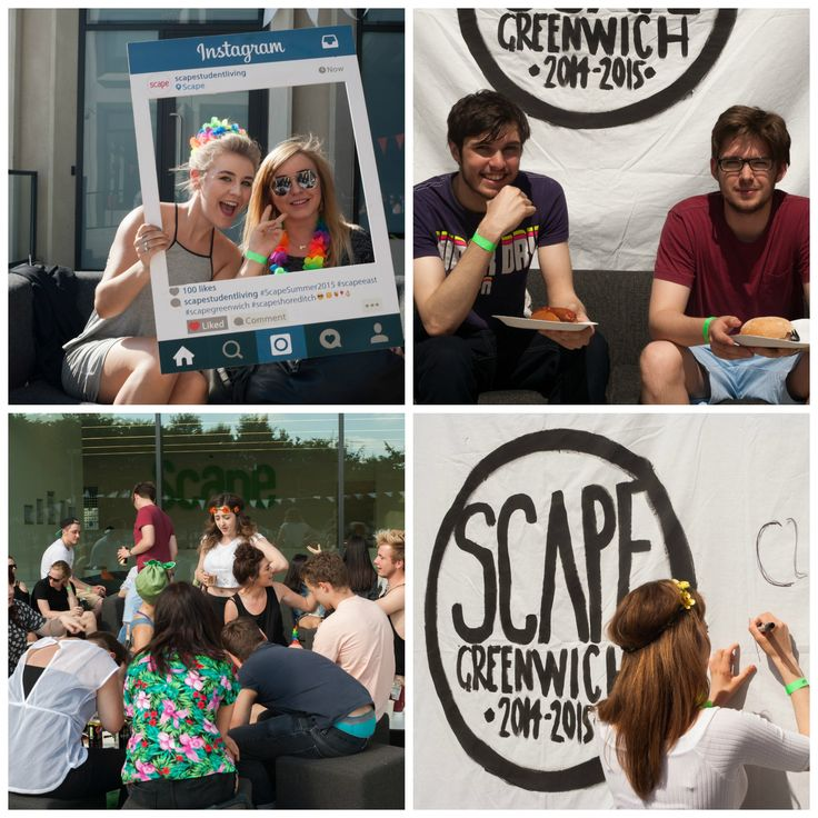Check out all the fun and action from our Summer Party at Scape Greenwich last week!