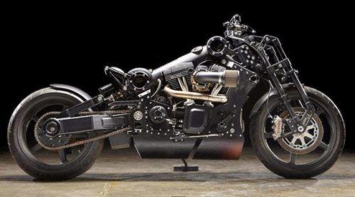 Ventes aux enchères de motos à Las Vegas : Cabel Kawan
