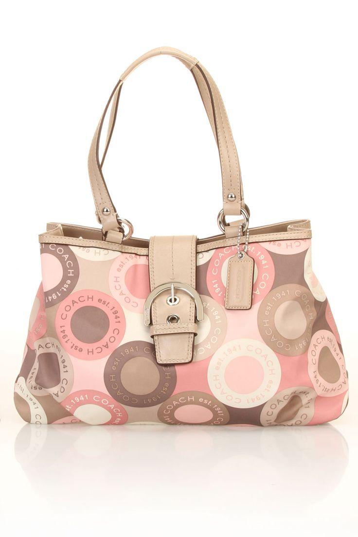 Coach-cute bag