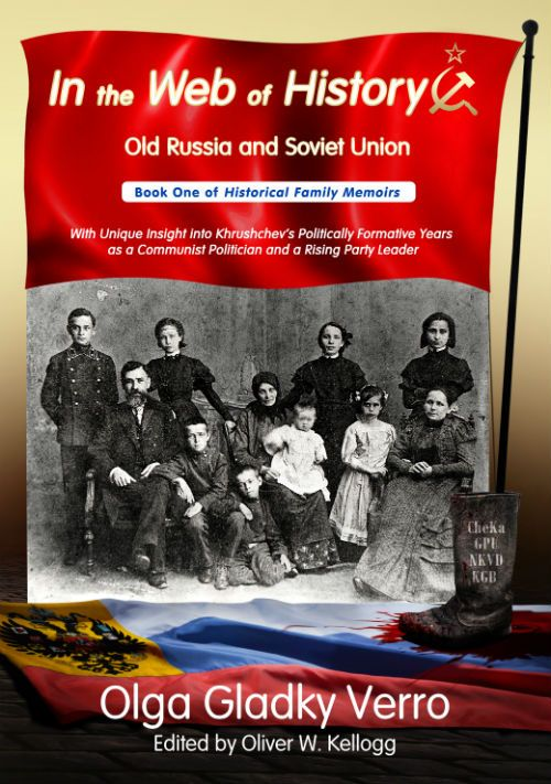 In the Web of History - Olga Gladky Verro Editor