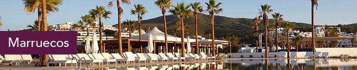 Vacaciones en Marruecos: Marrakech u Agadir - Vacaciones en África: África del Norte u África del Sur en Club Med, alojamiento y vacaciones todo incluido