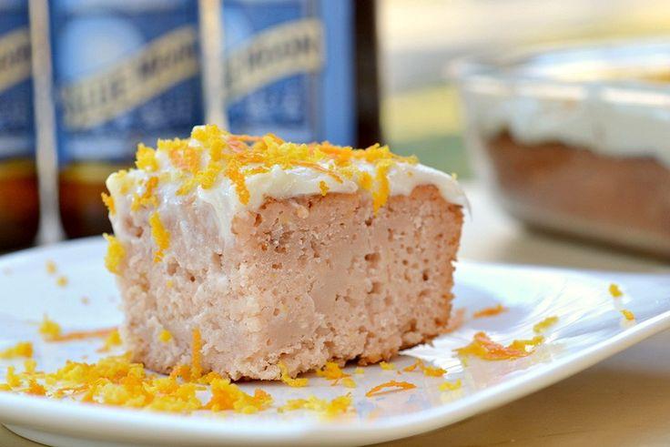 Eat Skinny Be Skinny Blue Moon Applesauce Cake Recipe