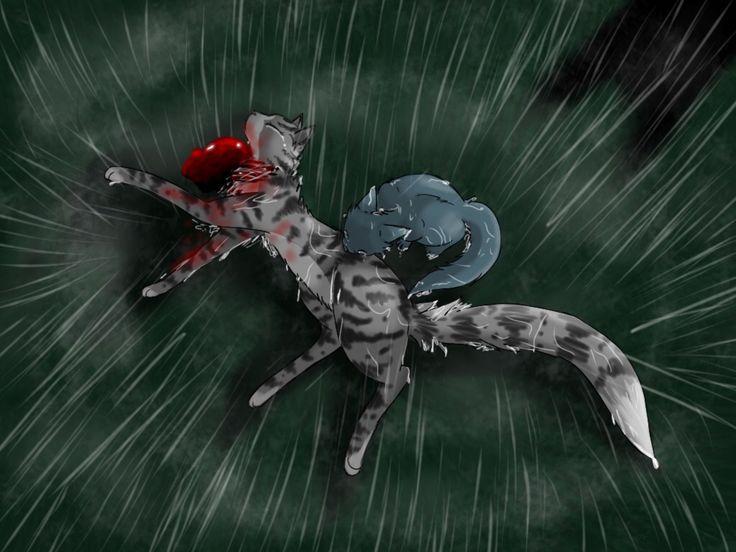 Moonflower S Death By Melo3001 On Deviantart Warriors