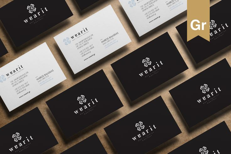 """Consulta este proyecto @Behance: """"Wearit   Fashion Branding"""" https://www.behance.net/gallery/40251381/Wearit-Fashion-Branding"""