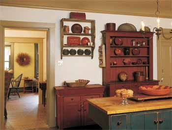 primitive kitchen islands 17 best images about country primitive kitchens on 1658