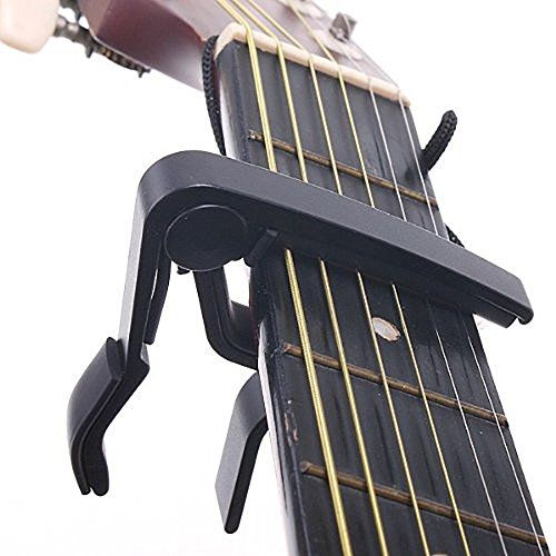 capodastre guitare classique rose