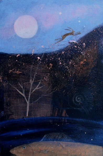 And the earth sang under her breath by Catherine Hyde