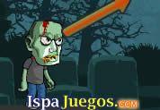 Juego de Zombie Head Switch   JUEGOS GRATIS:Estos zombies quieren ayuda para tener su cabeza nuevamente, lanza calculando la dirección y la potencia del tiro para acumular cerebros y que las cabezas vayan al cuerpo de los zombies.