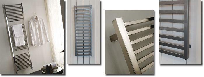 Afbeelding van Harmonische badkamersfeer met DAS Radiatoren