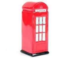 Pusculita cabina telefonica londoneza - Moniz gift ideas decoratiuni si cadouri