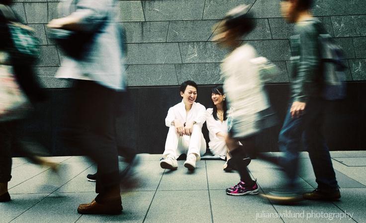 destination wedding photography Tokyo, by juliana wiklund