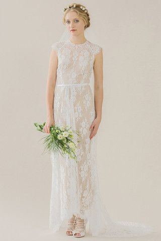 1000  images about Bohemian Wedding Dresses on Pinterest  Boho ...