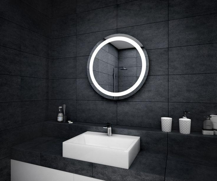 Wandspiegel badezimmer ~ Die besten badezimmerspiegel mit beleuchtung ideen auf