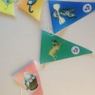 Hairy Maclary Birthday Party - Supplies Image