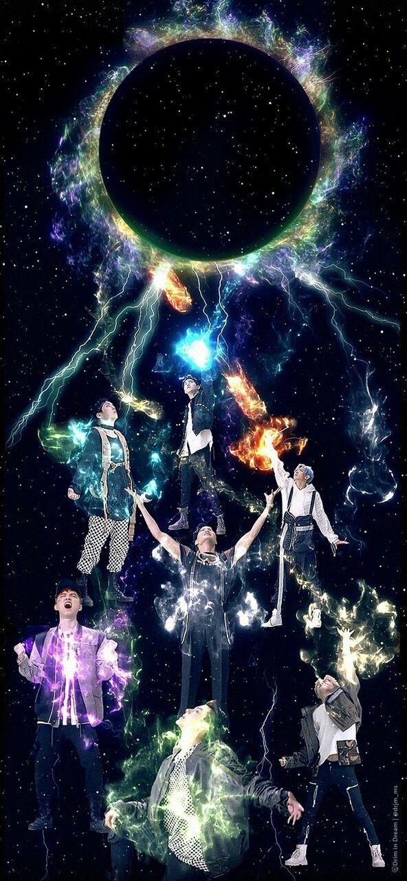 Exo Power wallpaper
