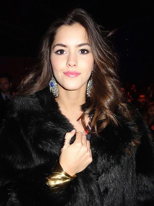 Colombia - Miss Universo Paulina Vega Dieppa.