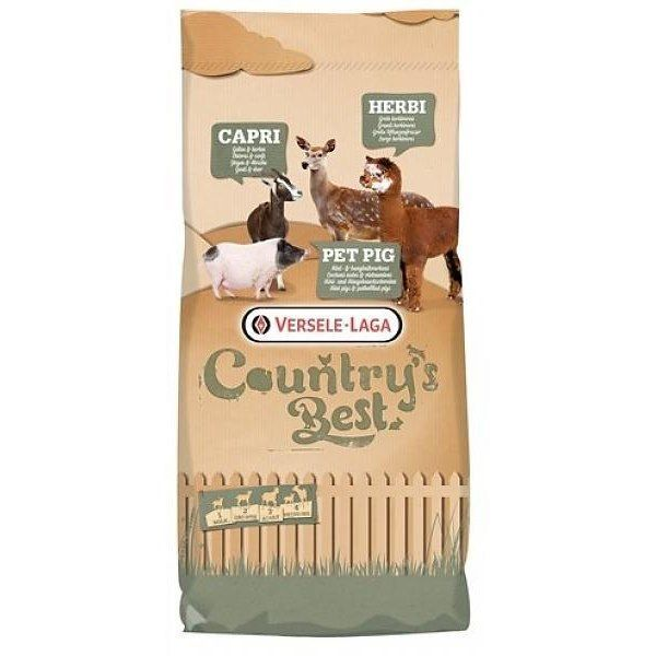 Versele laga Country rsquo s Best Caprimash 3 4 Muesli 20kg Versele laga Country rsquo s Best Caprimash 3 4 Muesli is primarily a pellet mixture that is a complementary feed for goats, deer, llamas & alpacas from 3 months and during gestation & lactation.