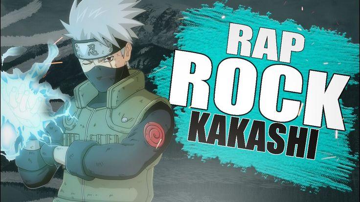 RAP DE KAKASHI (NARUTO) | DOBLECERO COVER (Versión RAP ROCK por ADLOMUSIC)