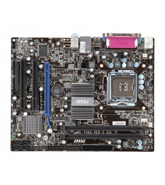 MSI G41M-P26 LGA 775 Motherboard