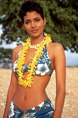 Halle Berry in a Bikini
